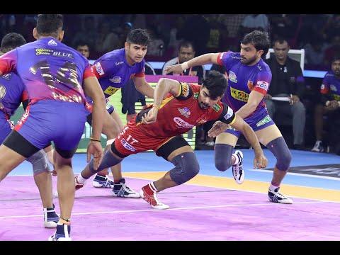 Pro Kabaddi 2019 Highlights: Dabang Delhi vs Bengaluru Bulls