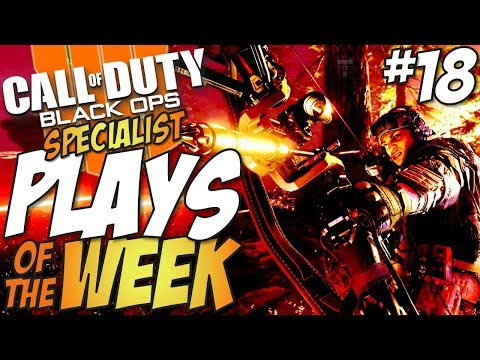 Call of Duty: Black Ops 4 - PLAYS OF THE WEEK - Specialist #18 thumbnail
