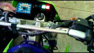 Kawasaki KLR 650 sound