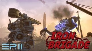 Iron Brigade w/Tuba - Ep.11: Attacked On All Sides