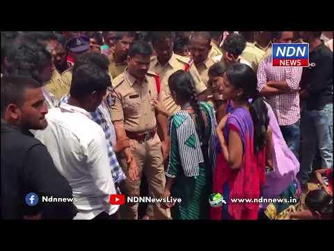 kavali vits college issue close - ndn news