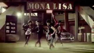 MBLAQ - Mona Lisa MV [MP3 Download Link+ Romanized Lyrics]