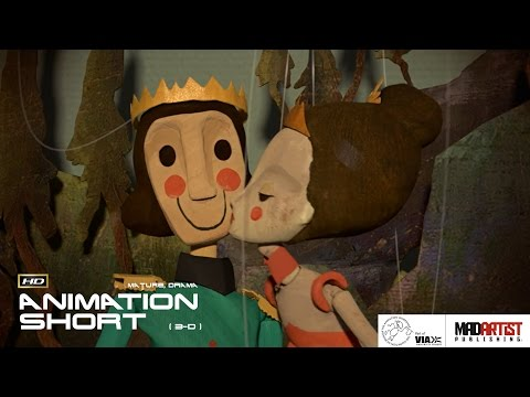 "*MATURE* CGI 3D Animated Short Film ""THE GREAT HARLOT AND THE BEAST"" by The Animation Workshop"