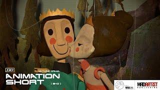 *REIFEN* 3D-CGI-Animierten Kurzfilm ''DIE GROßE HURE UND DAS TIER'' von Den Animation Workshop