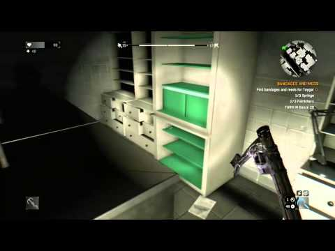 Syringes and Painkillers for Toygar :: Dying Light ...