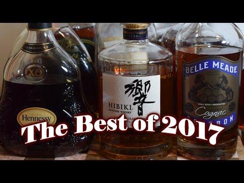 Top 10 Whiskeys of 2017