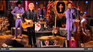 Marty Stuart- Wanted Man (The Marty Stuart Show)