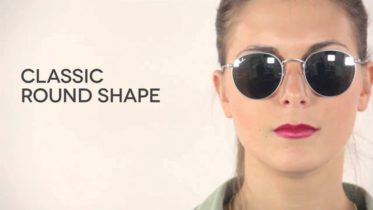 de4d61250ae Ray-Ban RB3447 Round Flash Lenses Sunglasses Review ...