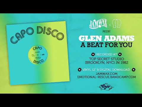 Glen Adams - A Beat For You
