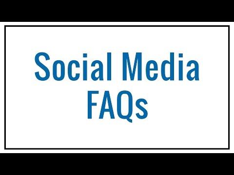 Social Media FAQ | Coalition Technologies