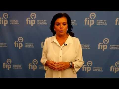 World Pharmacists Day message from Dr Carmen Peña, President of FIP