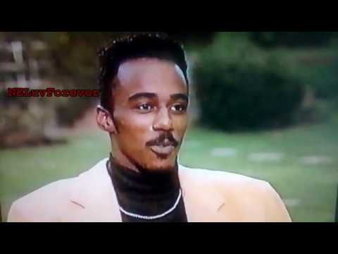 Ralph Tresvant on Ebony/Jet Showcase in 1991