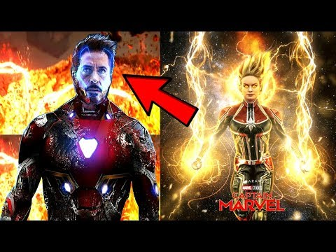 Avengers 4 FIRST LOOK Footage At CineEurope REVEALED! Captain Marvel Taking The MCU LEAD!
