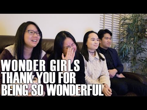 Wonder Girls (원더걸스) - Thank You...