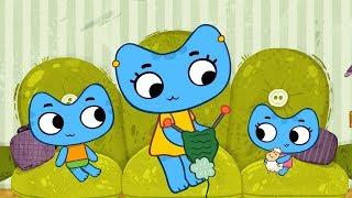 Котики, вперёд - Сборник новых серий - мультики для детей