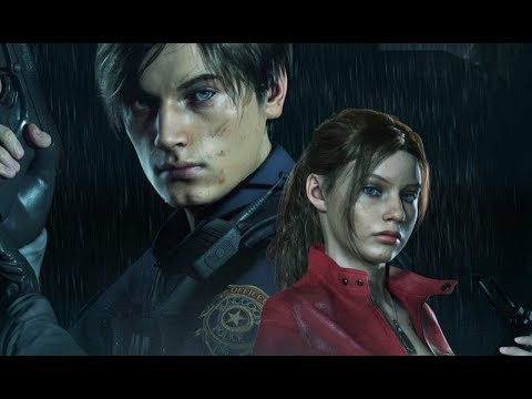 RESIDENT EVIL 2 REMAKE - Official Gameplay Trailer PS4 (E3 2018)
