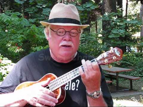 SWING LOW SWEET CHARIOT for the UKULELE - UKULELE LESSON / TUTORIAL by