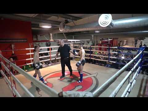 Gym Wars 3 - Scott McCulloch VS Harry Bond