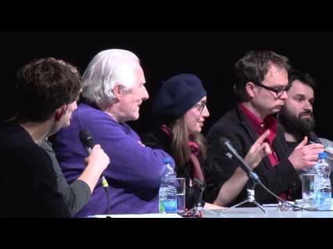 Alain Badiou - A polyphonic discussion on Godard / Belgrade 2015