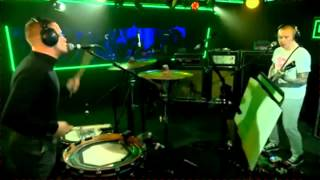 Slaves Skepta Shutdown BBC Radio 1 Live Lounge 2015
