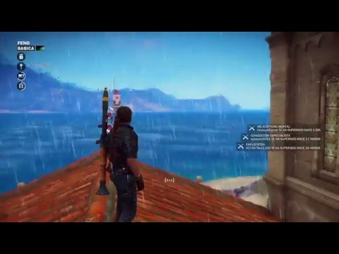 Just Cause 3 Gameplay Análisis Ps4
