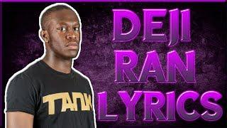Deji - RAN (Randolph Diss Track) (lyrics)