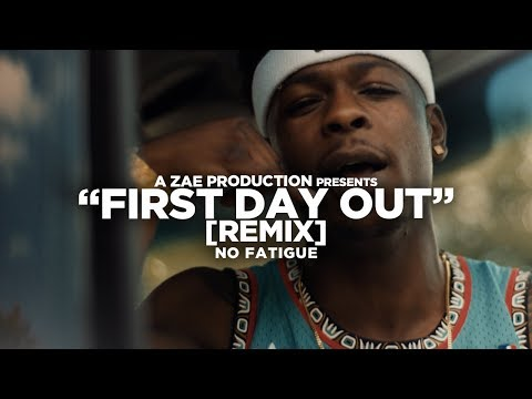 No Fatigue - First Day Out [REMIX] (Official Music Video) Shot By @AZaeProduction