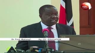 Gvt directs school principals to ensure institution buses are painted yellow by the end of March