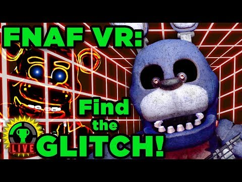 FNAF VR - So Many Secrets! | Five Nights At Freddys VR: Help Wanted (Part 3)