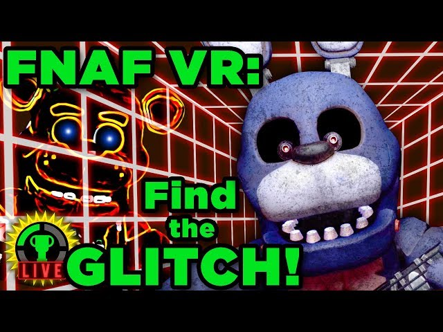 GTLive: FNAF VR - So Many Secrets! | Five Nights At Freddy's VR: Help Wanted