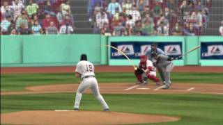 Major League Baseball MLB 2K9 - Xbox 360 - HD - Real Gameplay - Awesome ! !