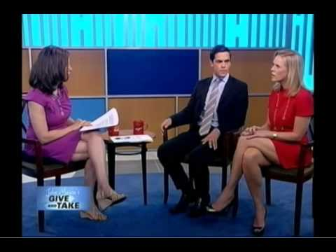 Sean Eldridge and Margaret Hoover Talk NY Marriage with ...