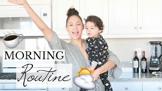 morning routine mom edition 2018