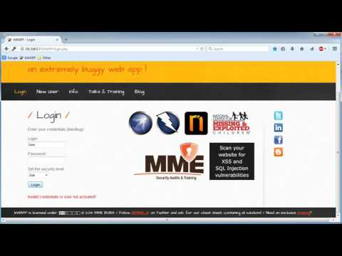 Burp Suite for Web Application Security | #9 | Intruder HD |