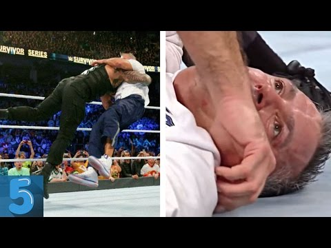 Thumbnail: 5 WWE Wrestlers Who Were Legitimately Knocked Out In The Ring