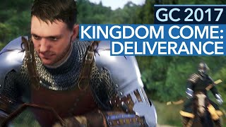 Kingdom Come: Deliverance - Gamescom-Demo: Komplette Quest aus fast fertigem Spiel