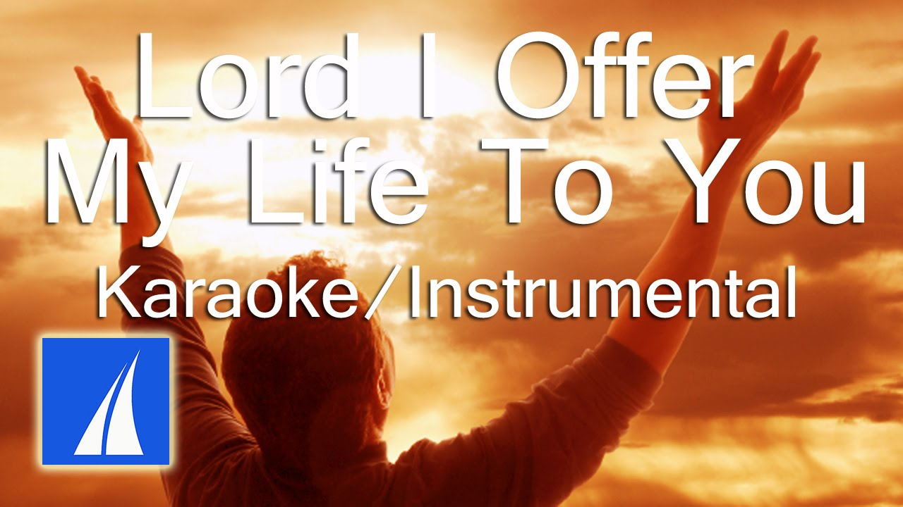 my life is in you lord chords pdf