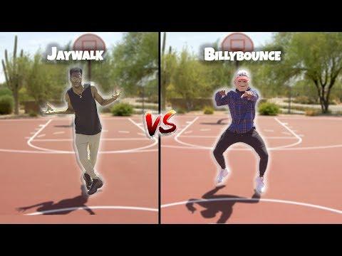 JAYWALK VS BILLYBOUNCE (EPIC BATTLE!)