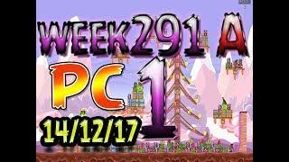 Angry Birds Friends Tournament Level 1 Week 291-A PC Highscore POWER-UP walkthrough