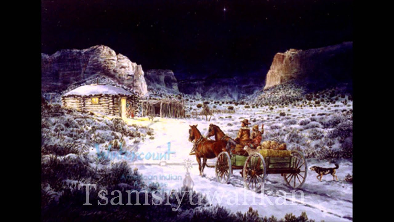 Merry Christmas / A Happy New Year - Roger Begay - YouTube