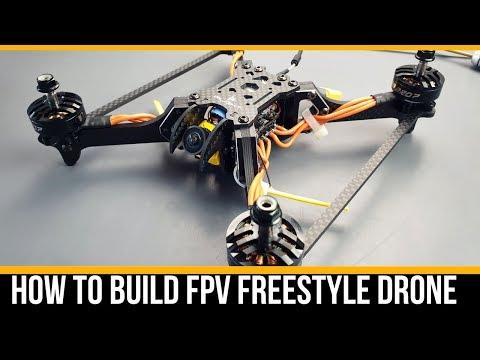 How To Build FPV Drone in Depth Tutorial // Holybro F7 Mini, Mamba 6S