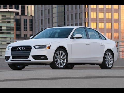 Audi A4 2015 Car Review