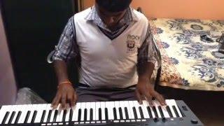 Thodu Vaanam Keyboard - Anegan