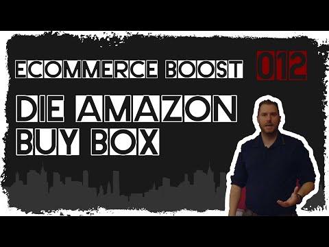 ecommerce boost #012: Die Buy Box bei Amazon - wie komme ich da rein?