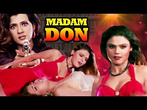 Madam Don | Full Movie | मैडम डॉन  | Hindi Action Movie | Bollywood Movie