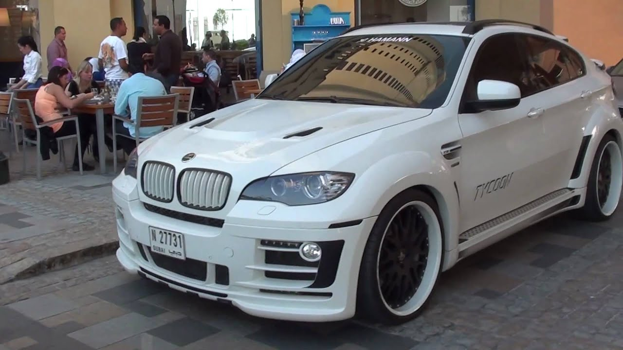Bmw X6 Tycoon Hamann Full Hd In Dubai Jbr Sony Hdr Xr150e