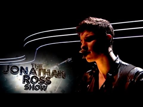 Shawn Mendes: Stitches Live - The Jonathan Ross Show