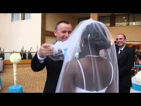 You May Kiss the Bride - Mr. & Mrs. Zhupani