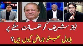 'Govt ll' be held responsible if anything happens to Zardari,': Bilawal