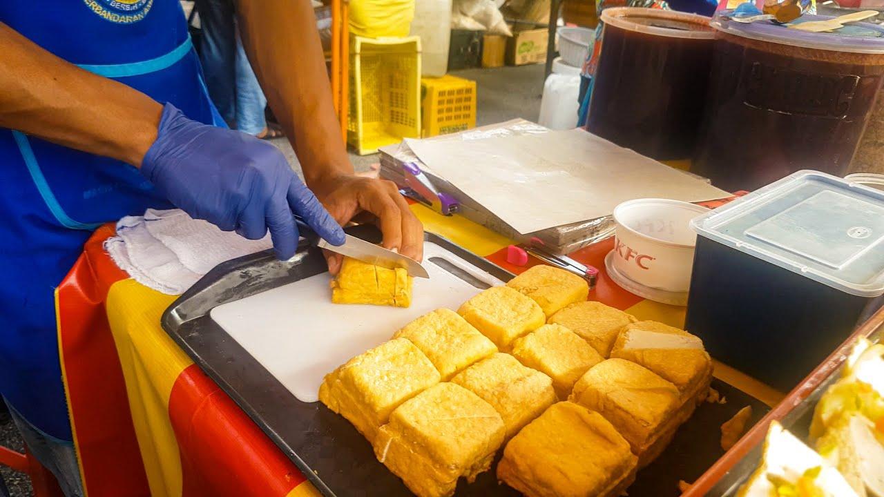 Cheesy Vegetable Sandwich 🍲 Vegetable Wrap, Bon Ruti Street Food